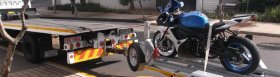 Superbike and Motor Cycle Towing Durban